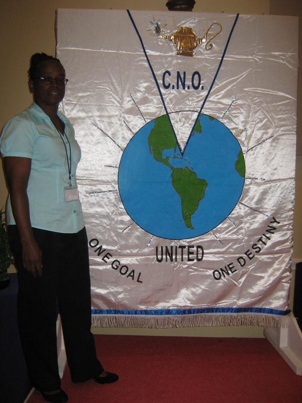 CNO Conference 2012 in Suriname